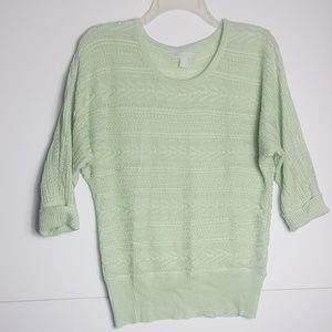 Women's NY & Company Mint Sweater